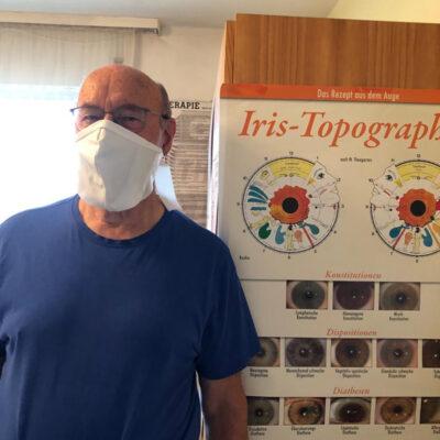 Medi-Cheval® Mehrweg-Gesichtsmaske als Heilprktiker